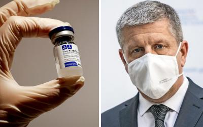 Očkovanie proti COVID-19 bude možné už aj ruskou vakcínou Sputnik V. Schválila to vláda na dnešnom rokovaní