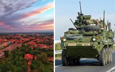 Cestný presun vojenskej techniky Ozbrojených síl SR bude viesť aj cez Sereď. Transport prebehne budúci týždeň