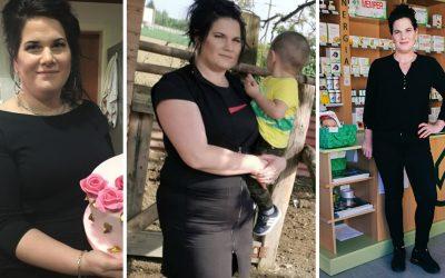 Michaela schudla skvelých 18 kíl a svoju hmotnosť si drží aj po viac ako roku. Vďaka Naturhouse sa naučila, ako sa vyhnúť jojo efektu