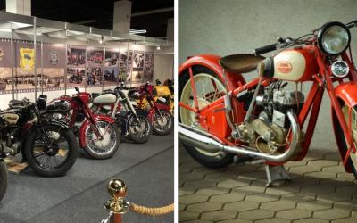 Historické motocykle budeme môcť obdivovať už čoskoro v Seredi. Nenechajte si ujsť atmosféru plnú nostalgie a histórie