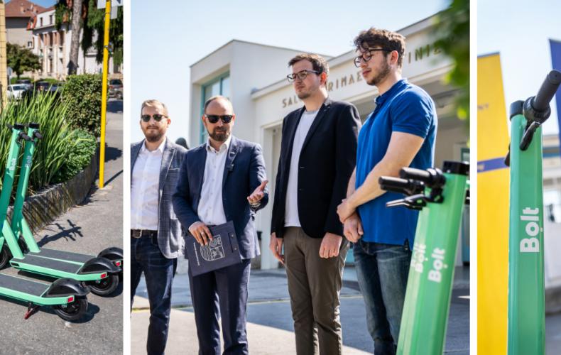 Trnavský kraj prináša elektrické kolobežky Bolt do viacerých miest v našom okolí. Využívali by ich aj Seredčania?