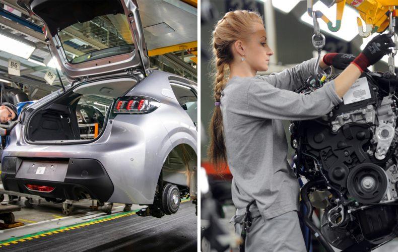 Trnavská automobilka Stellantis hľadá pracovníkov do výroby a ponúka mzdu nad 1000 eur