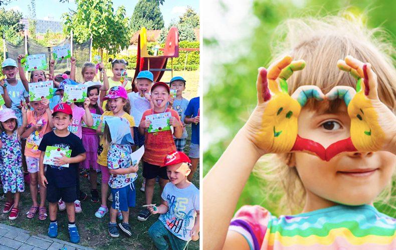 Hľadáte kvalitný letný tábor pre vaše dieťa? Vzdelávacie centrum BiLingvi organizuje anglické denné tábory v Trnave pre deti od 3 rokov