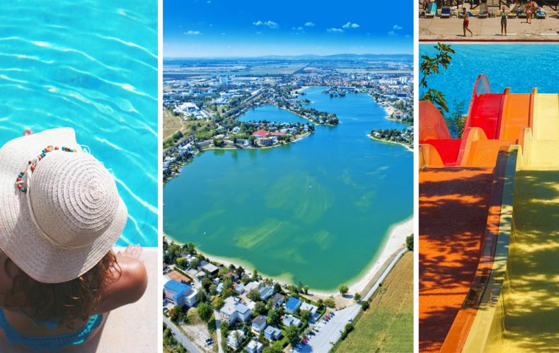 Tento víkend nás čakajú tropické horúčavy. Ktoré kúpaliská v blízkosti Serede otvoria svoje brány?