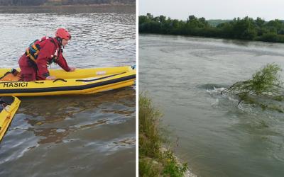 V rieke Váh pri Šúrovciach sa údajne utopil chlapec. Prebieha intenzívna pátracia akcia
