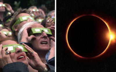 AKTUÁLNE: Sledujme krásne vesmírne divadlo v podobe prstencového zatmenia Slnka