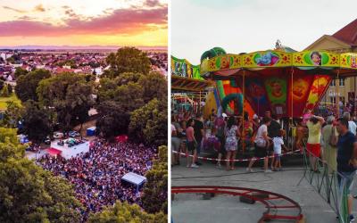Tradičný Seredský hodový jarmok ani tento rok nezaplní ulice centra stánkami a atrakciami