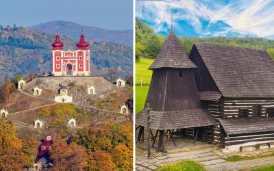 Krásne slovenské pamiatky potrebujú vašu pomoc. Aj vďaka vášmu hlasu môžu získať 30 000 eur od Nadácie VÚB
