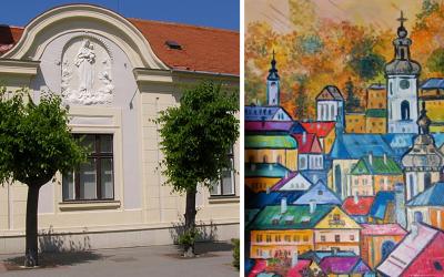 Seredská farebná paleta dáva priestor výtvarníkom z nášho okolia. Navštívte jedinečnú výstavu Mestského múzea v Seredi