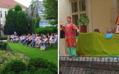 Víkend otvorených parkov a záhrad nás v Seredi čaká už tento týždeň. Deti sa môžu tešiť na divadelné predstavenie a tvorivé dielne