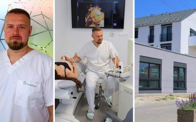 Seredčan Dušan Heriban otvára novú gynekologickú ambulanciu Femigyn v Šintave. Ponúkajú profesionálne služby, moderné priestory a ľudský prístup