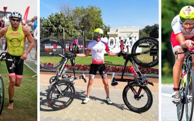 Šintavčan Norbert Adamča vymenil kopačky za bicykel. Triatlonu sa venuje šesť rokov a chce v ňom byť najlepší na svete
