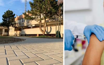 Na seredskej poliklinike dočasne pozastavili očkovanie proti koronavírusu. Čo robiť, ak ste mali ísť na druhú dávku?