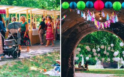 Seredský VATA fest premení Zámocký park na miesto plné umenia aj tento rok. Na aký program sa môžete tešiť?