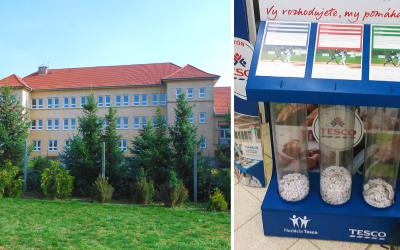 Pomôžte ZŠ vo Vinohradoch nad Váhom k revitalizácii školského dvora. Hlasovanie v Tescu bude prebiehať už len pár dní