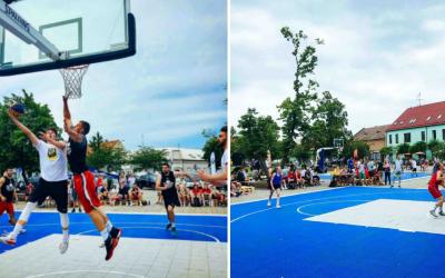 Sereď bude záverečnou zastávkou basketbalového turnaja SBA 3×3 Tour. 21. augusta zažijete prestížnu športovú akciu