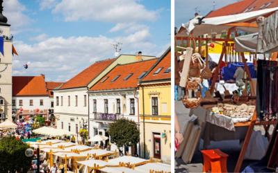 Jarmočný víkend v Trnave nahradí tradičný Trnavský jarmok. Na čo všetko sa môžete tešiť už čoskoro?
