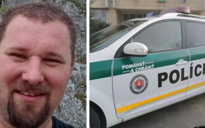PÁTRANIE: Hľadá sa nezvestný Seredčan Tomáš Dolinský