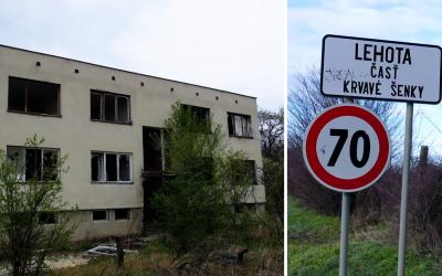 Údajne najstrašidelnejšie miesto na Slovensku sa nachádza neďaleko Serede. V Krvavých Šenkoch by ste obyvateľov už nenašli