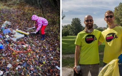 Skrášlime si prírodu okolo nás. Zapojte sa spolu s mladými dobrovoľníkmi do upratovania nášho mesta