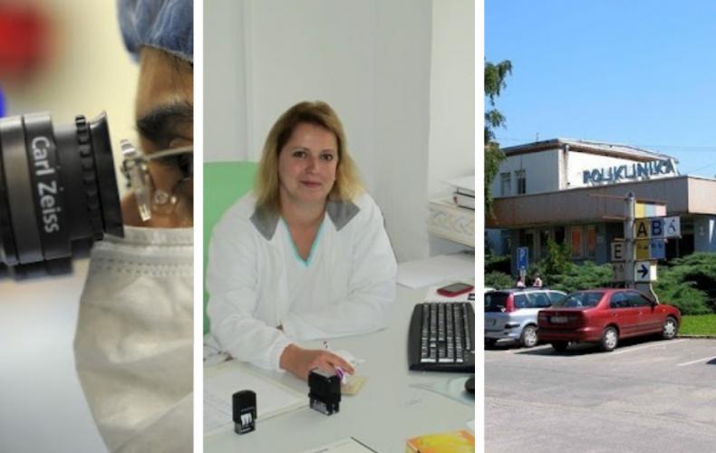 Hľadá sa nový očný lekár. MUDr. Erika Klobušická ukončila svoju činnosť na poliklinike v Seredi