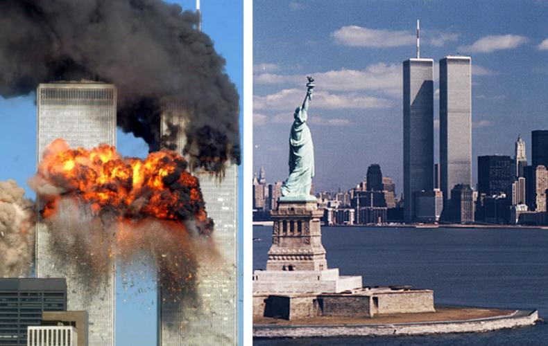 Dnes si pripomíname 20 rokov od pádu Dvojičiek. Odtajnia sa dokumenty o útoku? Aké filmy inšpirované touto udalosťou poznáte?