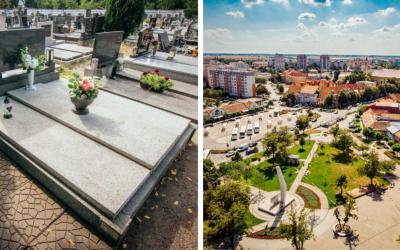 Od 1. decembra 2021 nastáva zmena prevádzkovateľa pohrebísk v Seredi