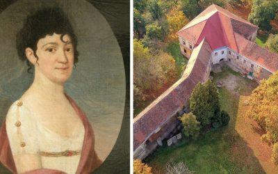Vedeli ste o tom, že v Seredskom kaštieli vzniklo dojímavé dielo venované Váhu? Prečítajte si báseň z roku 1795