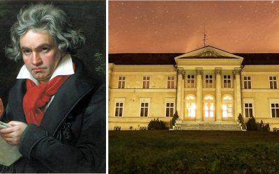 Užite si večer plný Beethovenových skladieb. Pozývame vás na Rozárium hudby v krásnom prostredí kaštieľa v Dolnej Krupej