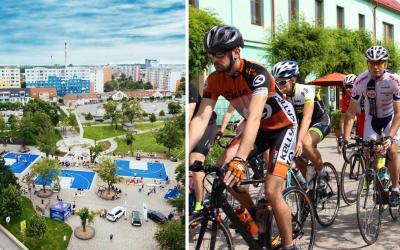 V rámci akcie Sereď v pohybe sa môžete tešiť aj na cyklojazdu mestom. Bude pre vás pripravené aj občerstvenie a malé prekvapenie