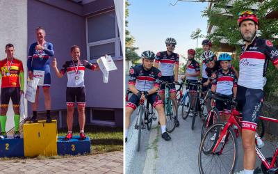 Cyklo-Tour Sereď sa môže pýšiť titulom najlepší klub Trnavskej cyklistickej ligy. Jeho pretekári niekoľkokrát obsadili stupne víťazov
