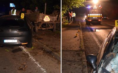 V obci Šintava došlo k zrážke osobného auta s konským záprahom. Ošetrené muselo byť aj zranené zviera