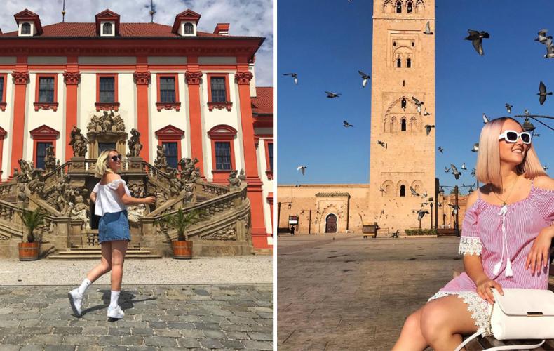 Mladá cestovateľka Sabína Čižmáriková zo Šoporne má jedinečnú príležitosť študovať v Kanade. Tento sen jej môžete svojím hlasovaním splniť aj vy