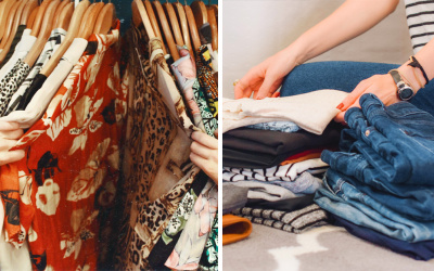 Neviete, čo s nepotrebným oblečením? Príďte na swap oblečenia v Seredi, kde nájdete nové jesenné kúsky do vášho šatníka