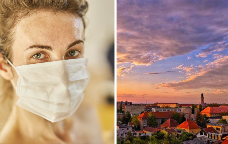 Epidemiologická situácia na Slovensku sa aj naďalej zhoršuje. Galantský okres bude od pondelka v oranžovej farbe