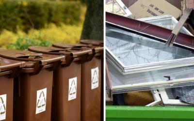 Prečítajte si informácie, ktoré sa týkajú zberu odpadov aj pri vašich rodinných domoch