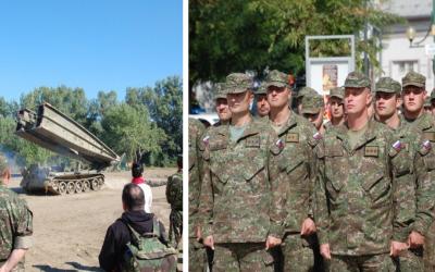 Ženisti zo Serede sa zúčastnili na medzinárodnom vojenskom cvičení BLOND AVALANCHE 2021