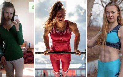 ROZHOVOR: Veronika Greinerová porazila anorexiu, vyhráva majstrovstvá Slovenska a trénuje ľudí. Spoznajte patanskú superženu