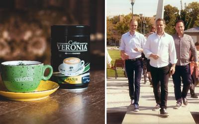 V Seredi vznikol krásny hudobný videoklip k Medzinárodnému dňu kávy. Prekvapenie si pripravila obľúbená pražiareň Coffee Veronia