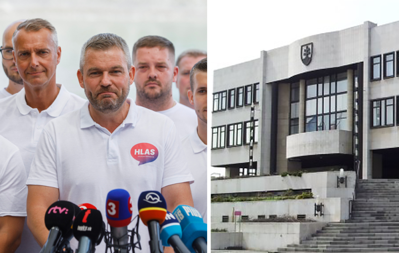 Prieskum volebných preferencií ukázal, že by voľby vyhrala strana HLAS – sociálna demokracia. Kto by zostal za bránami parlamentu?